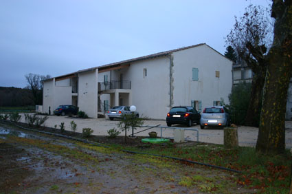 architecte montelimar logements collectifs réhabilitation